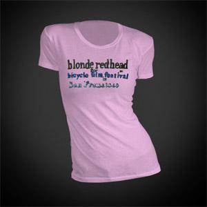 Opinion, Blonde redhead merch